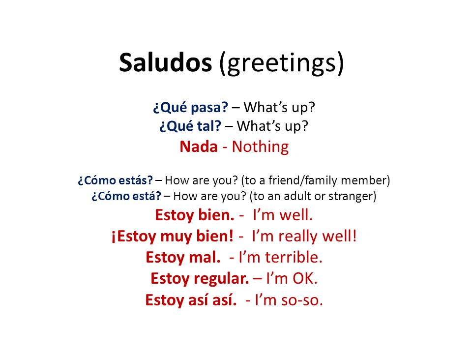 Spanish hs credit bienvenidos a zebuleon students will be carrying on a basic conversation in spanish using formalinformal greetings and expressions of courtesy m4hsunfo